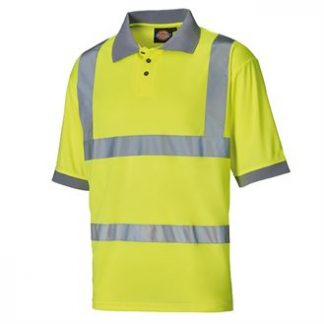 dickies hi-vis polo