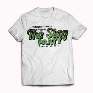 stag party white
