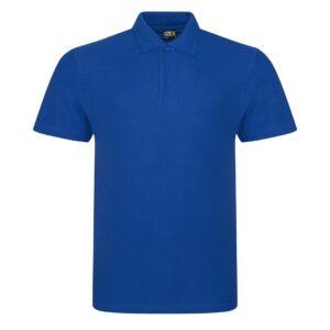 royal blue polo
