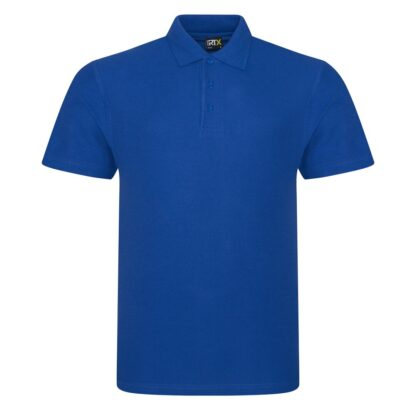royal blue polo