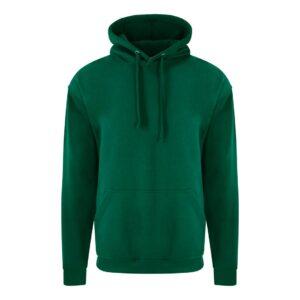 bottle green hoody