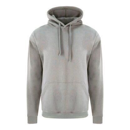 heather grey hoody