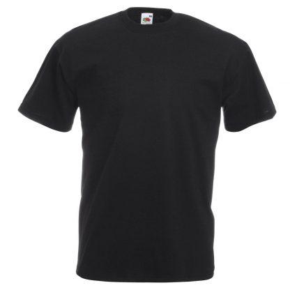 regular fit black