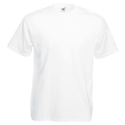 regular fit white