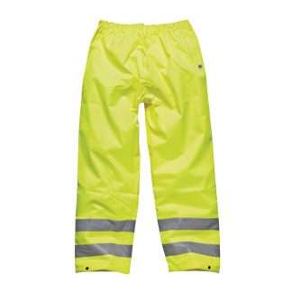 yellow hi-vis trousers