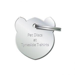 engraved pet discs
