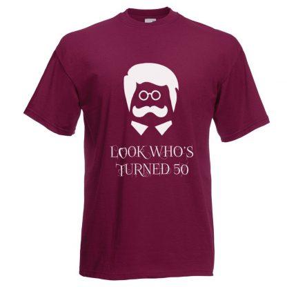 printed birthday t-shirts