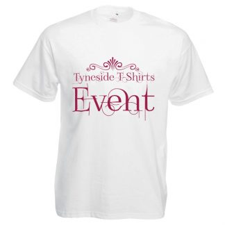 promo and events t-shirts