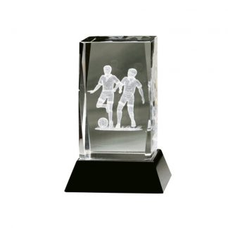 sports glass tower awards