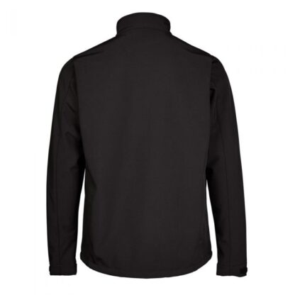 softshell jacket reverse