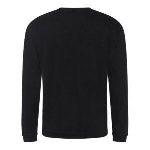 sweatshirt black reverse