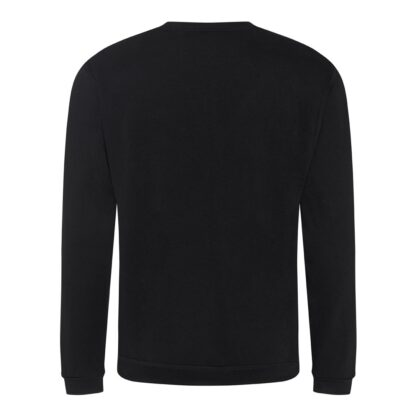 sweatshirt black reverse