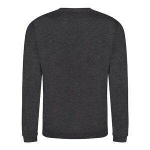 sweatshirt grey reverse
