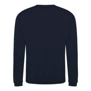 sweatshirt navy reverse