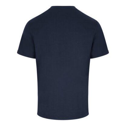 t-shirt navy reverse