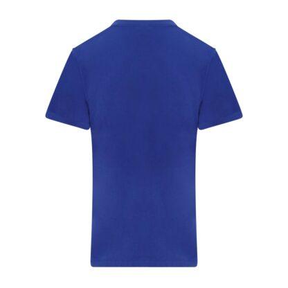 t-shirt royal reverse