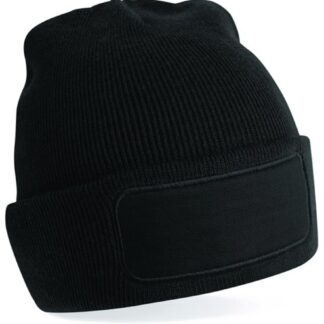 workwear patch beanie