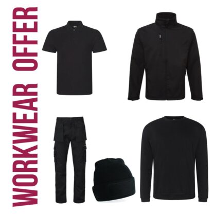 workwear offer pack 3
