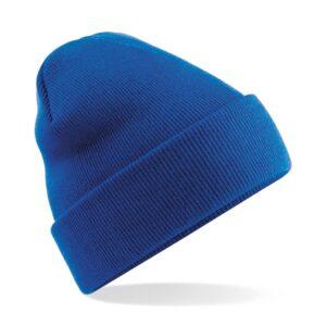 Cuffed Beanie royal blue