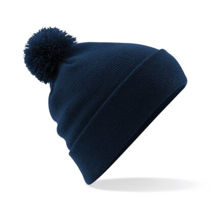 Pom Pom Beanie french navy