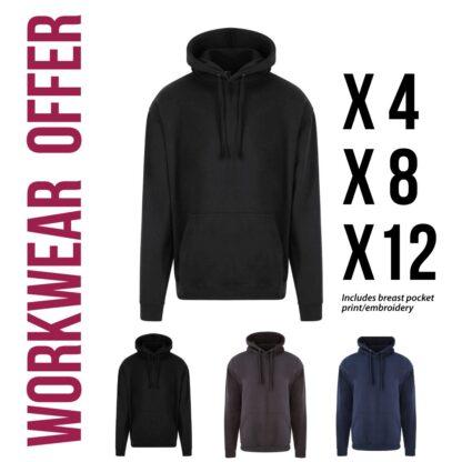 workwear hoody pack offers