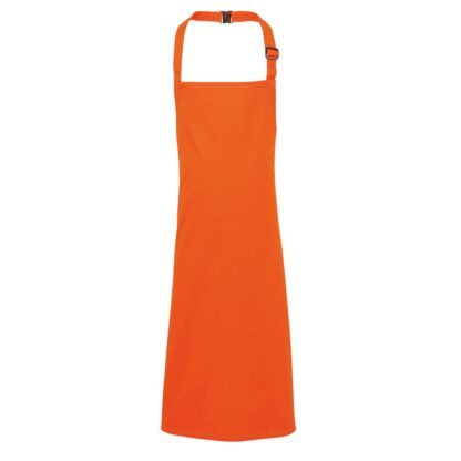 Kids apron orange