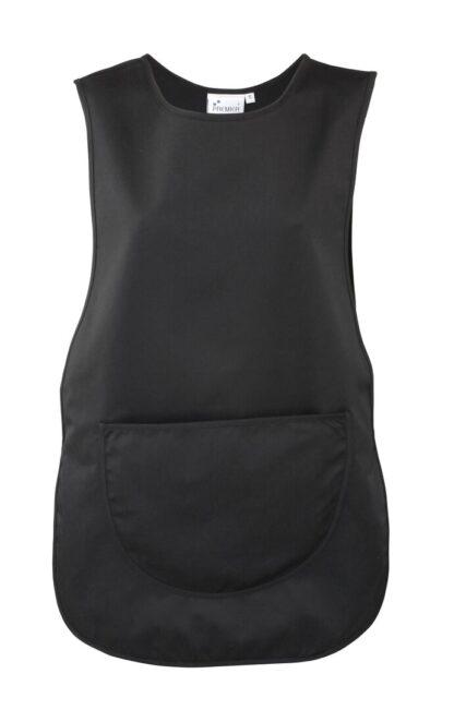 pocket tabard black