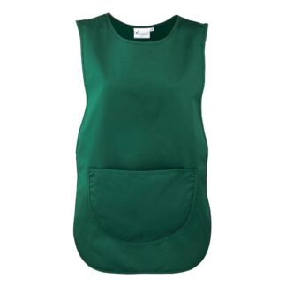 pocket tabard green