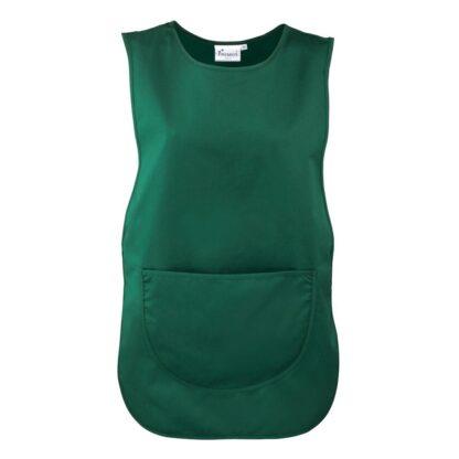 pocket tabard green