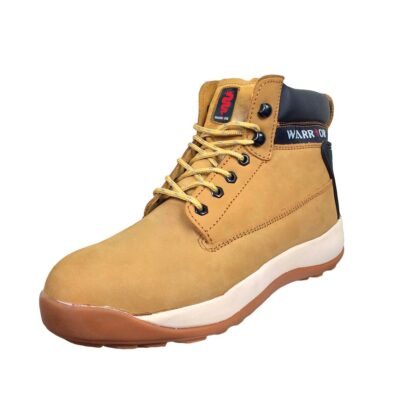 Warrior Honey Nubuck Trainer Boot