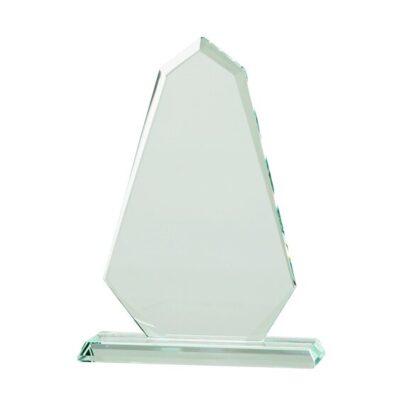 glass award engraving