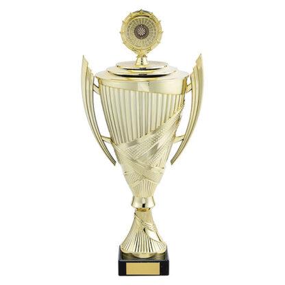 plastic cup trophy