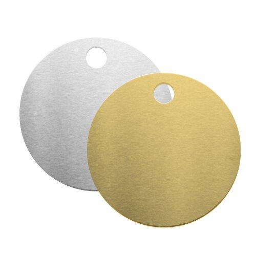 pet tag disc