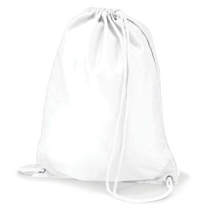 Polyester Gymsac White