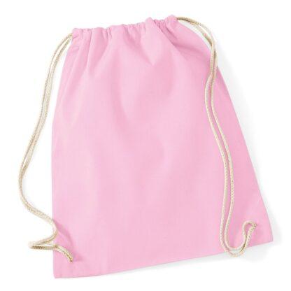 Cotton Gymsac classic pink