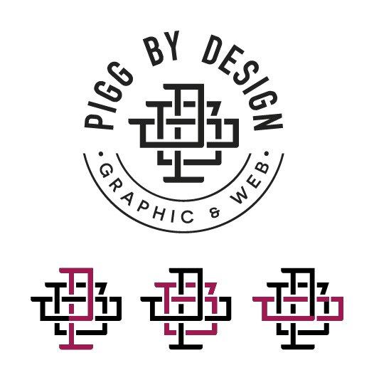 pigg by design monogram