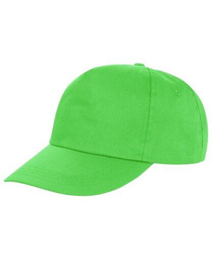 standard cap lime green